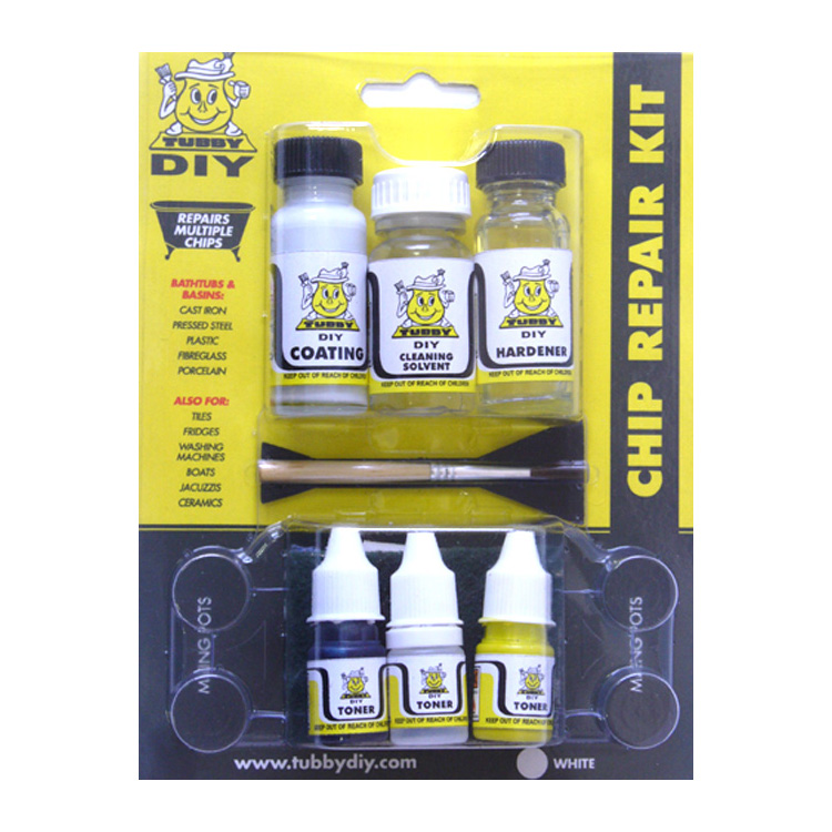 Bath Refinishing and Bathtub Resurfacing kit | TUBBY DIY